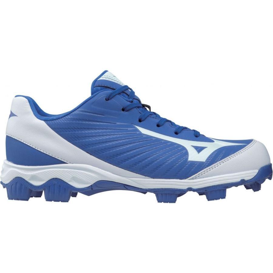 ミズノ Mizuno メンズ 野球 スパイク シューズ・靴 9-spike advanced franchise 9 baseball cleats 青/白い