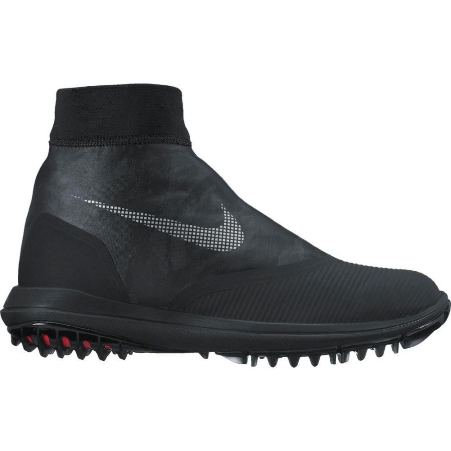 ナイキ Nike メンズ シューズ・靴 ゴルフ Lunar VaporStorm Golf Shoes 黒/銀