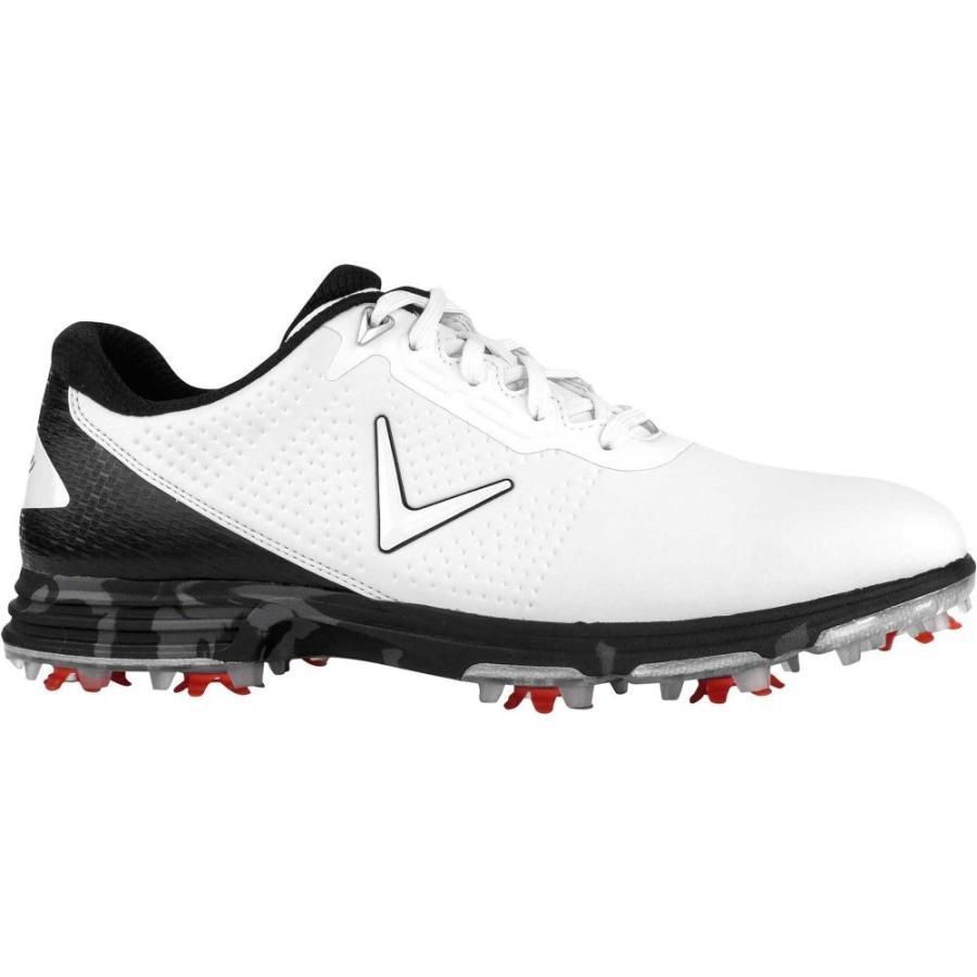 キャロウェイ Callaway メンズ シューズ・靴 ゴルフ Coronado Golf Shoes White/Multi