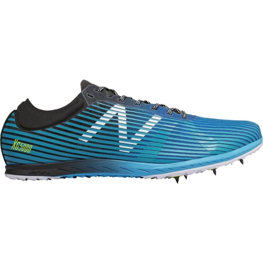 ニューバランス New Balance メンズ シューズ・靴 陸上 XC5K Cross Country Shoes 青/黒