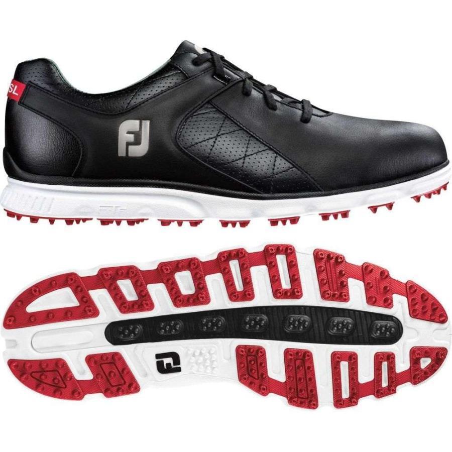 フットジョイ FootJoy メンズ ゴルフ シューズ・靴 pro/sl golf shoes (previous season style) 黒