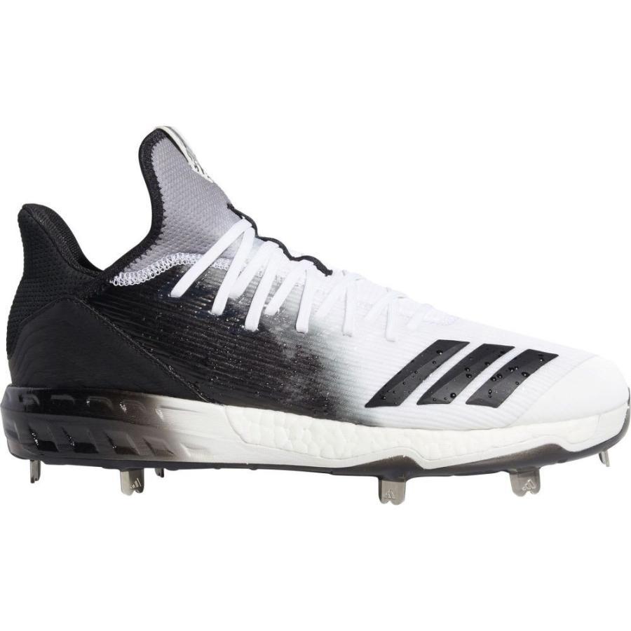アディダス adidas メンズ 野球 スパイク シューズ・靴 icon 4 splash metal baseball cleats 黒/白い