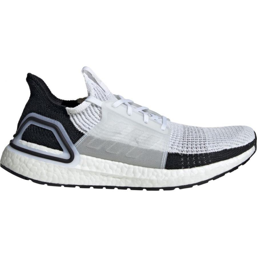 アディダス adidas メンズ ランニング・ウォーキング シューズ・靴 ultraboost 19 running shoes 白い/グレー