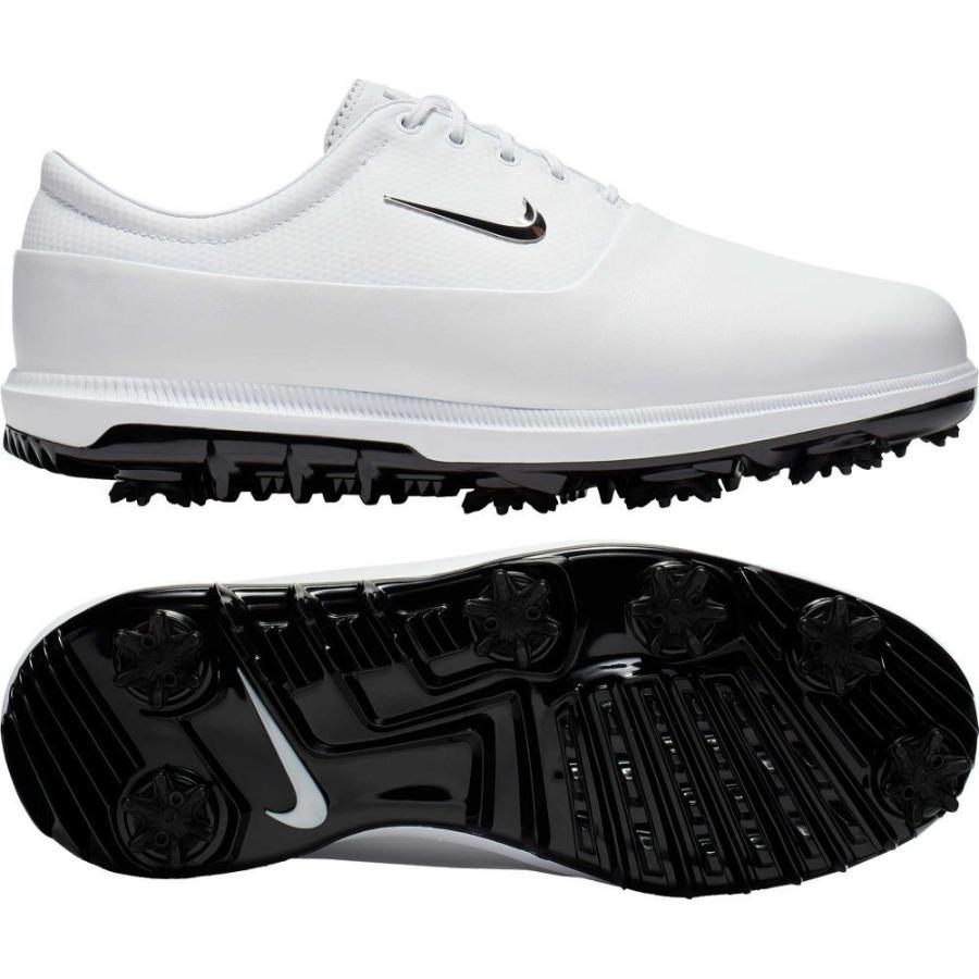 ナイキ Nike メンズ ゴルフ シューズ・靴 air zoom victory tour golf shoes 白い/Chrome/Platinum
