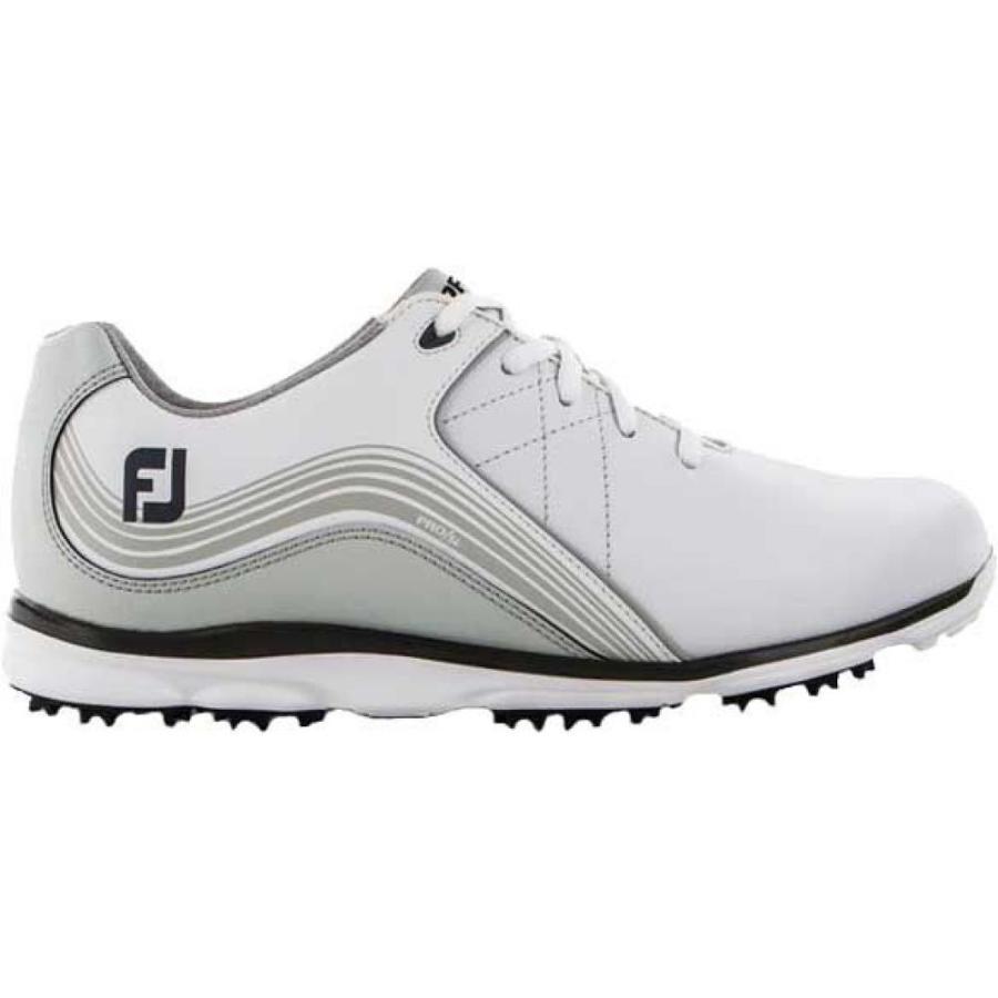 フットジョイ FootJoy レディース ゴルフ シューズ・靴 pro/sl golf shoes 白い/銀
