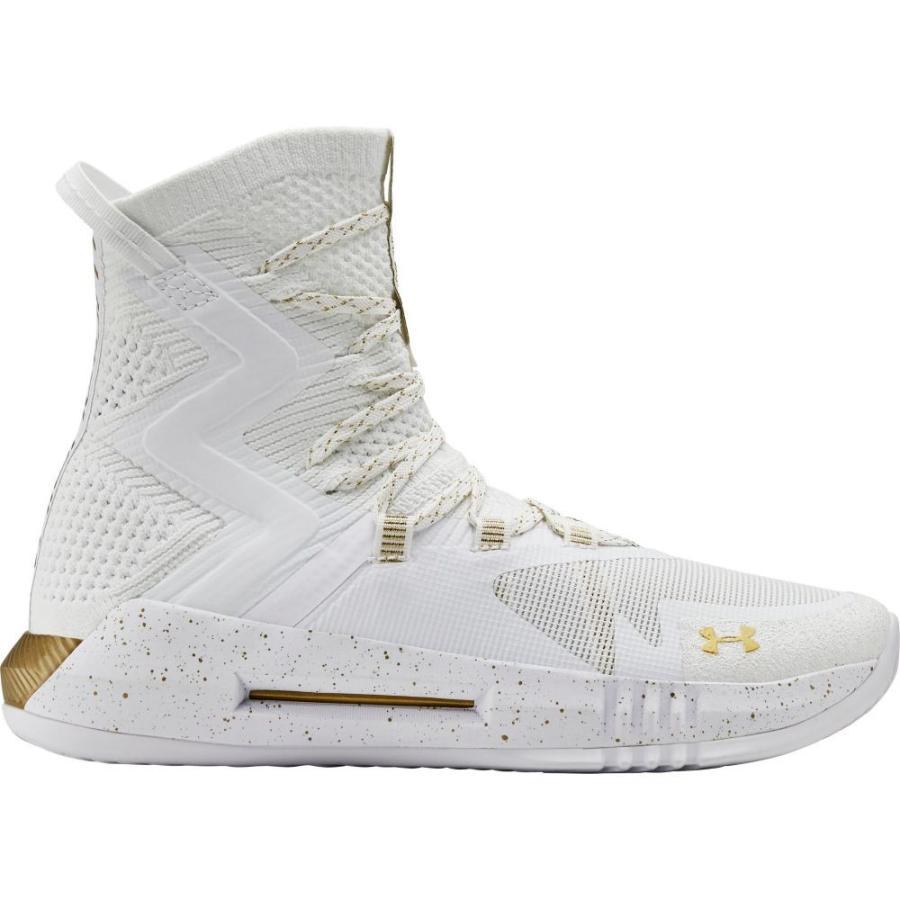 アンダーアーマー Under Armour レディース バレーボール シューズ・靴 highlight ace 2.0 volleyball shoes 白い/ゴールド