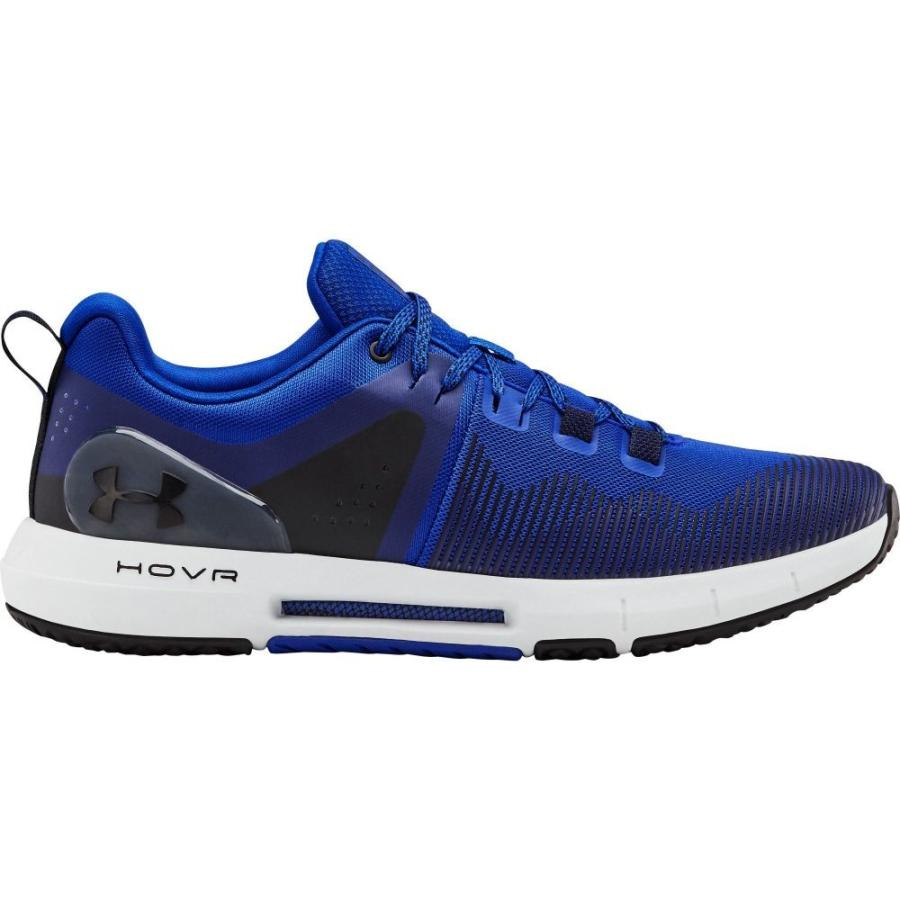 アンダーアーマー Under Armour メンズ フィットネス・トレーニング シューズ・靴 hovr rise training shoes 青/白い