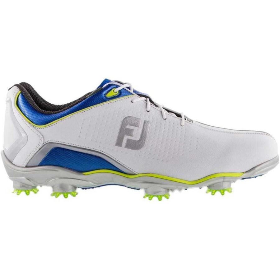 フットジョイ FootJoy メンズ シューズ・靴 ゴルフ Limited Edition D.N.A. Helix Golf Shoes White/Blue