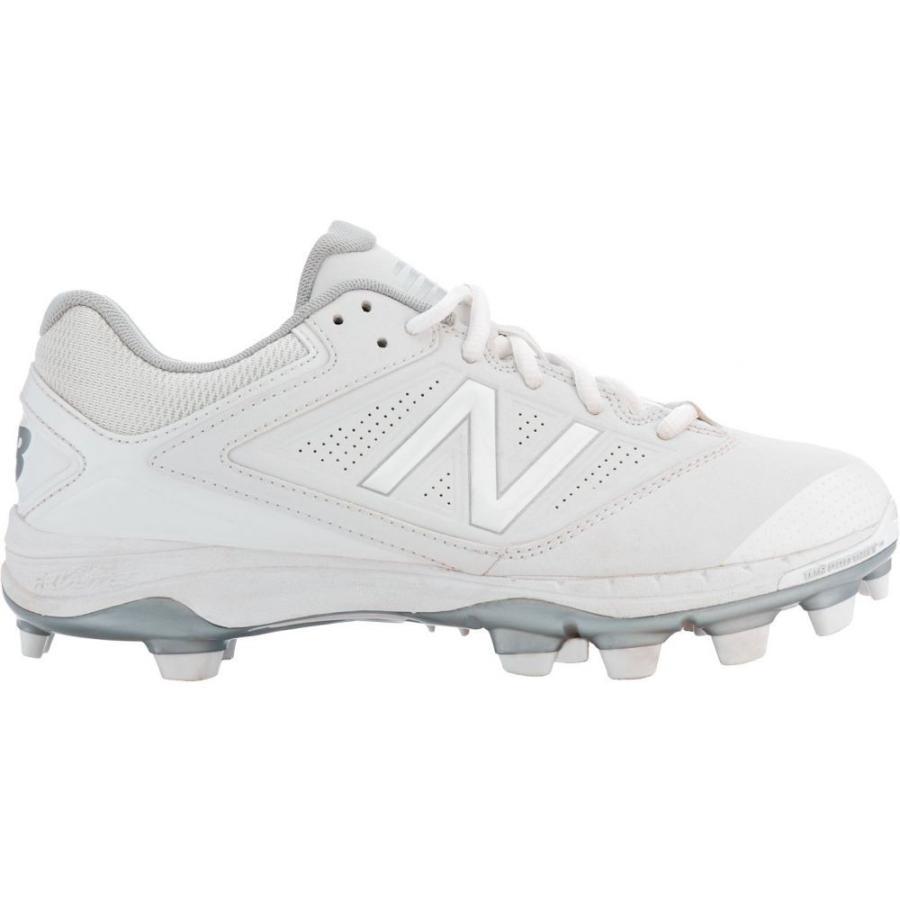 ニューバランス New Balance レディース 野球 スパイク シューズ・靴 4040 v1 tpu fastpitch softball cleats 白い