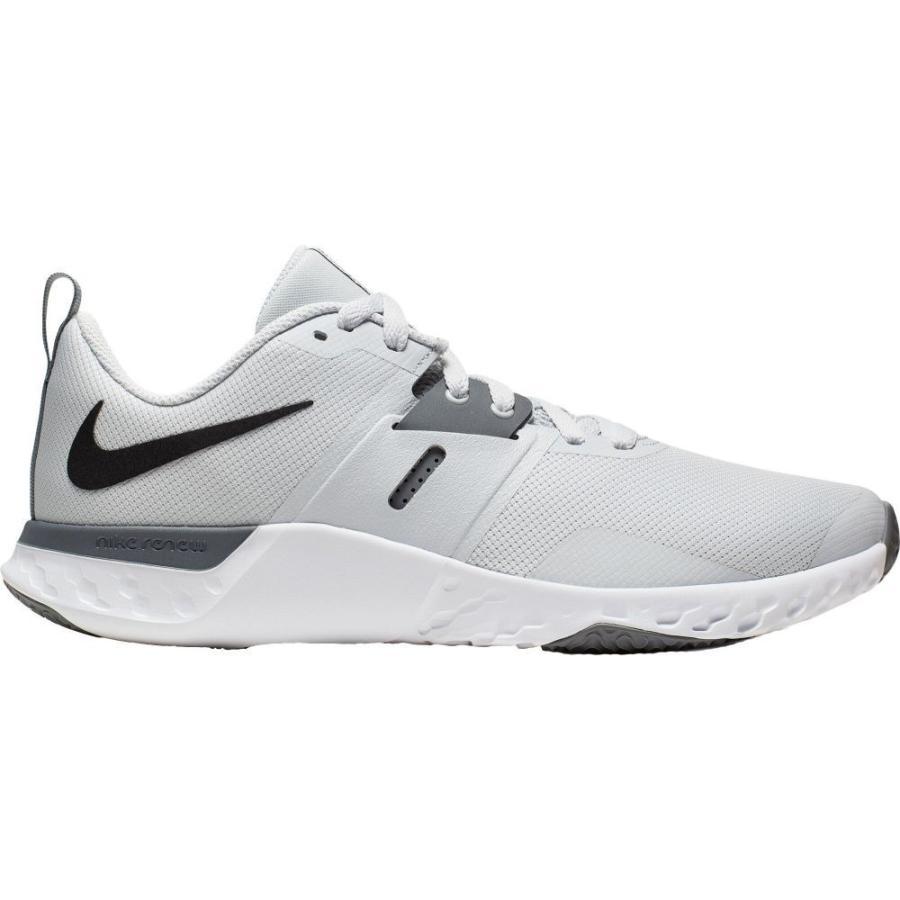 激安の ナイキ メンズ Nike メンズ フィットネス・トレーニング シューズ シューズ・靴・靴 Renew Platinum/Black Retaliation TR Training Shoes Platinum/Black, 松尾捺染:3d8a12d1 --- airmodconsu.dominiotemporario.com