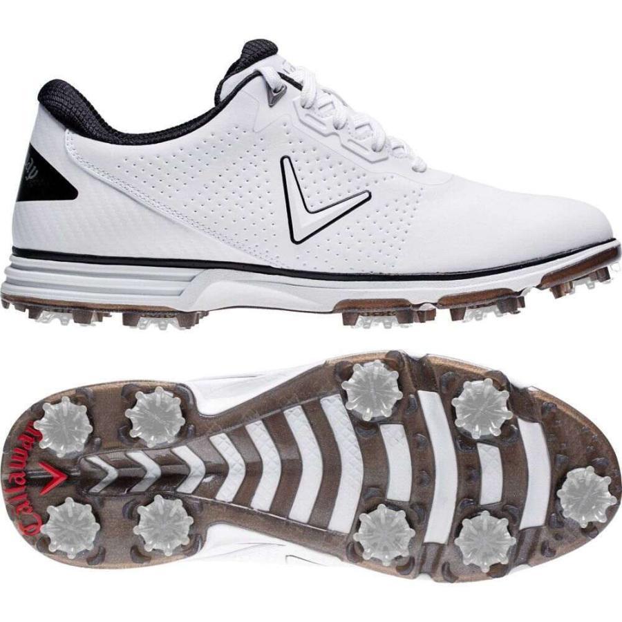 限定版 キャロウェイ Shoes Callaway メンズ メンズ シューズ・靴 ゴルフ シューズ・靴 Coronado Golf Shoes White, サワグン:91c64017 --- airmodconsu.dominiotemporario.com