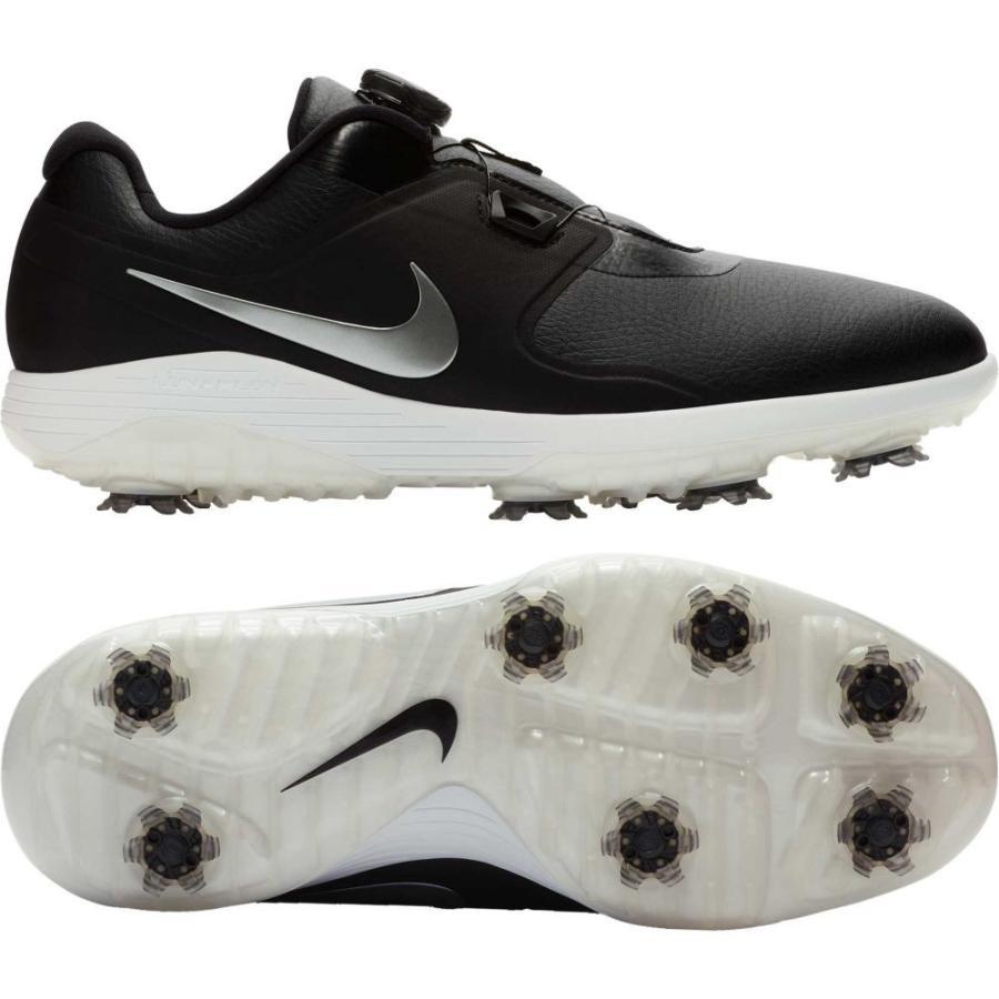 愛用  ナイキ Nike メンズ ゴルフ シューズ・靴 Vapor Pro BOA Golf Shoes Black/White, カマエチョウ b1d5279a