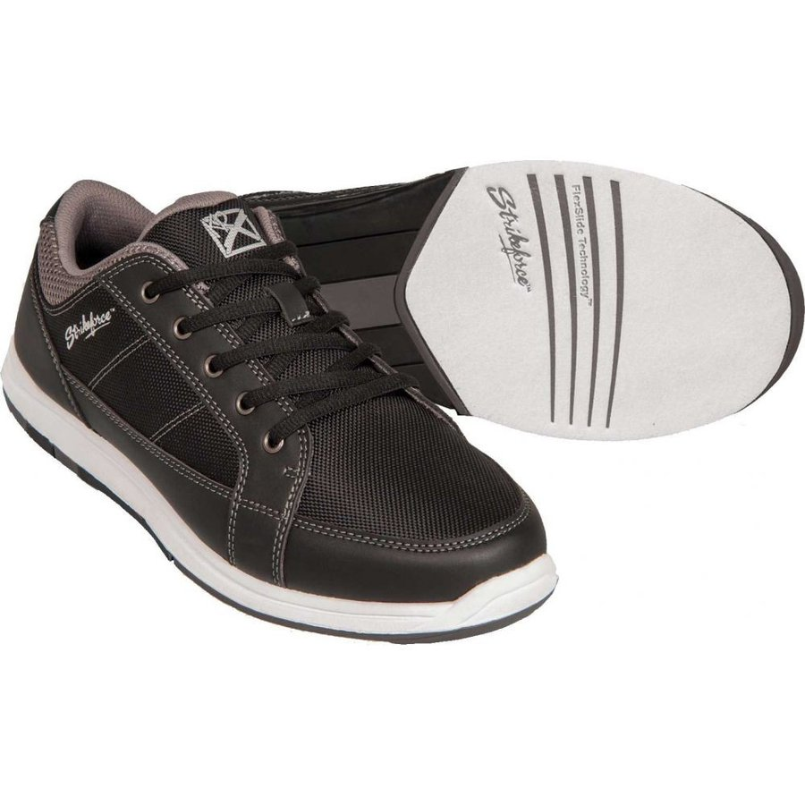 憧れ ストライクフォース Shoes Strikeforce メンズ ボウリング シューズ・靴 Spartan Bowling Spartan Shoes Bowling Black/Charcoal, IKKGS:6636a22e --- airmodconsu.dominiotemporario.com