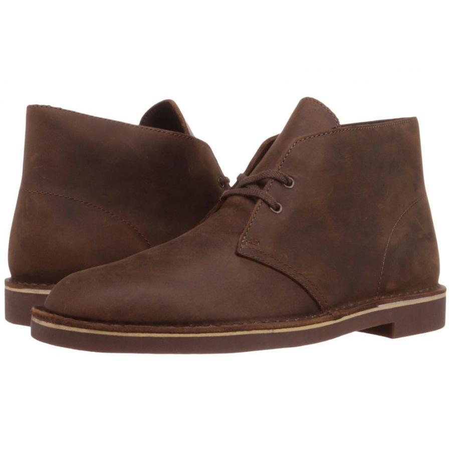 【人気商品!】 クラークス Bushacre Clarks メンズ ブーツ シューズ Beeswax・靴 Bushacre 2 Beeswax ブーツ Leather, TTF こぞのえスポーツ:554b7529 --- swamisamarth.online