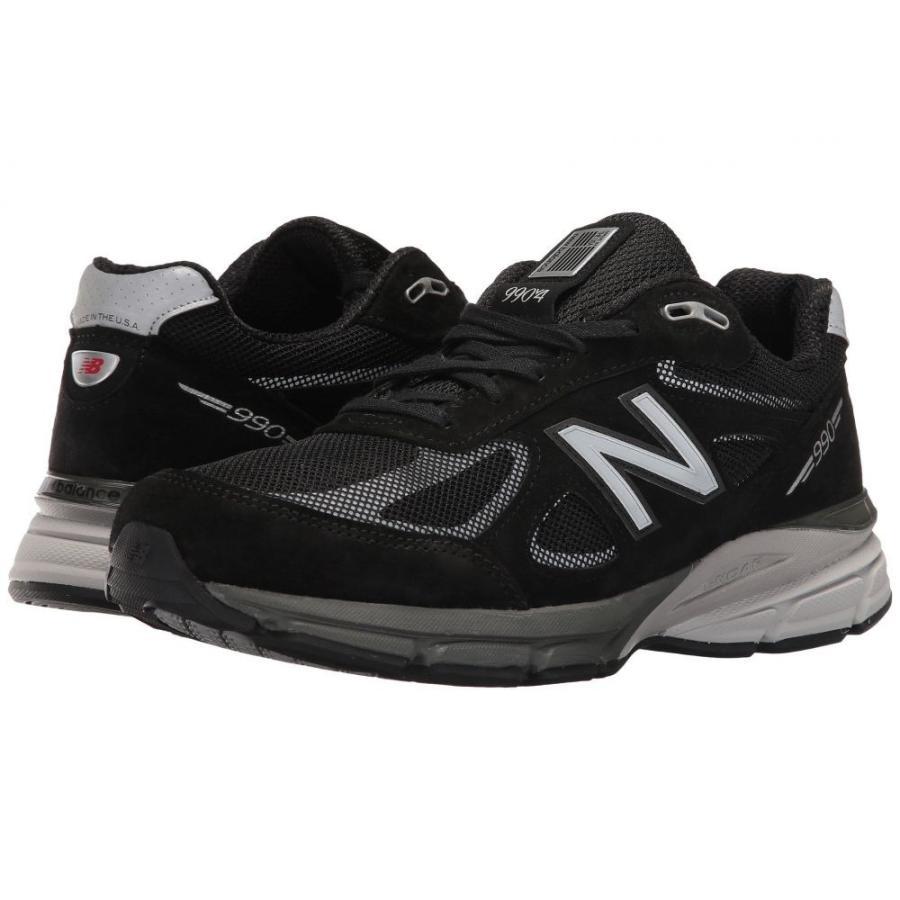 ニューバランス New Balance メンズ シューズ・靴 ランニング・ウォーキング 990v4 Reflect Pack 黒