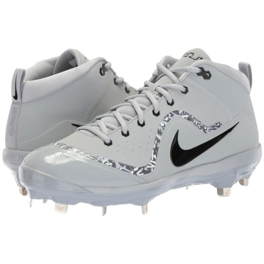 ナイキ Nike メンズ シューズ・靴 野球 Air Trout 4 Pro Wolf グレー/黒/Cool グレー/Dark グレー