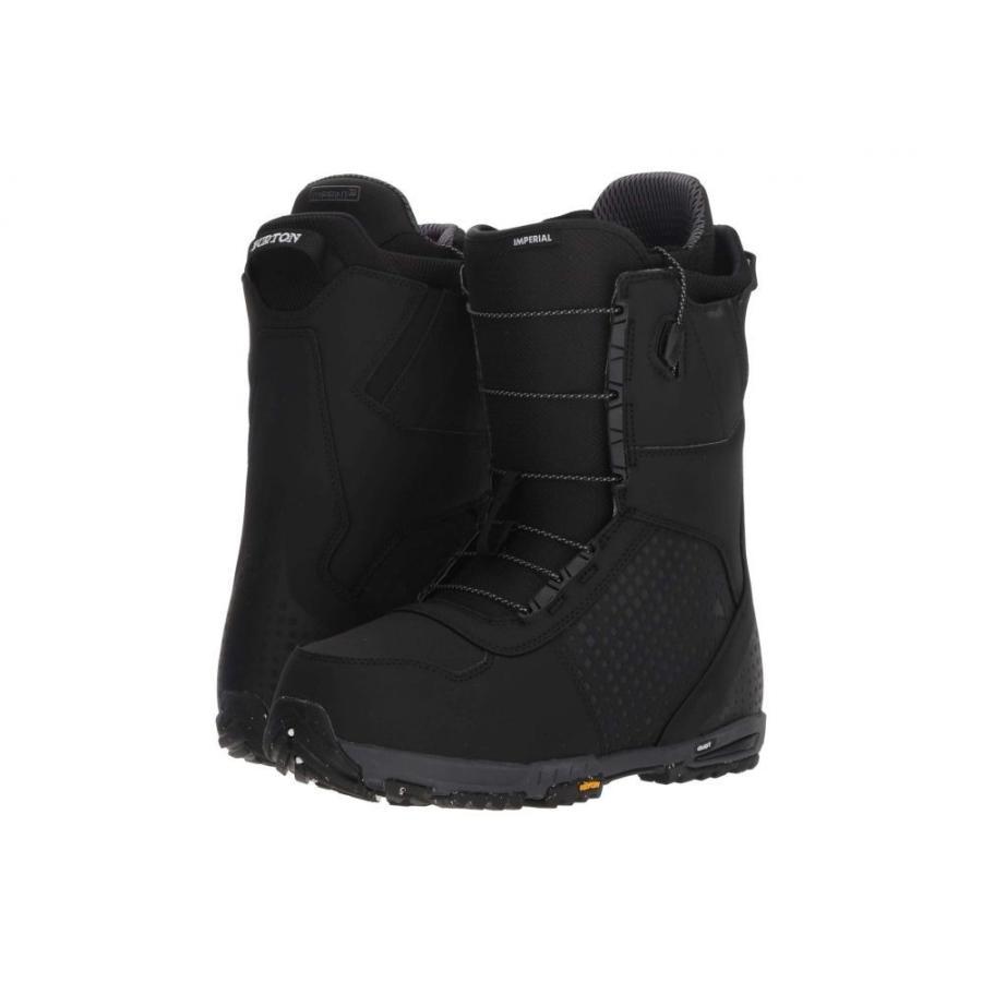 バートン Burton メンズ スキー・スノーボード ブーツ シューズ・靴 Imperial Snowboard Boot 黒