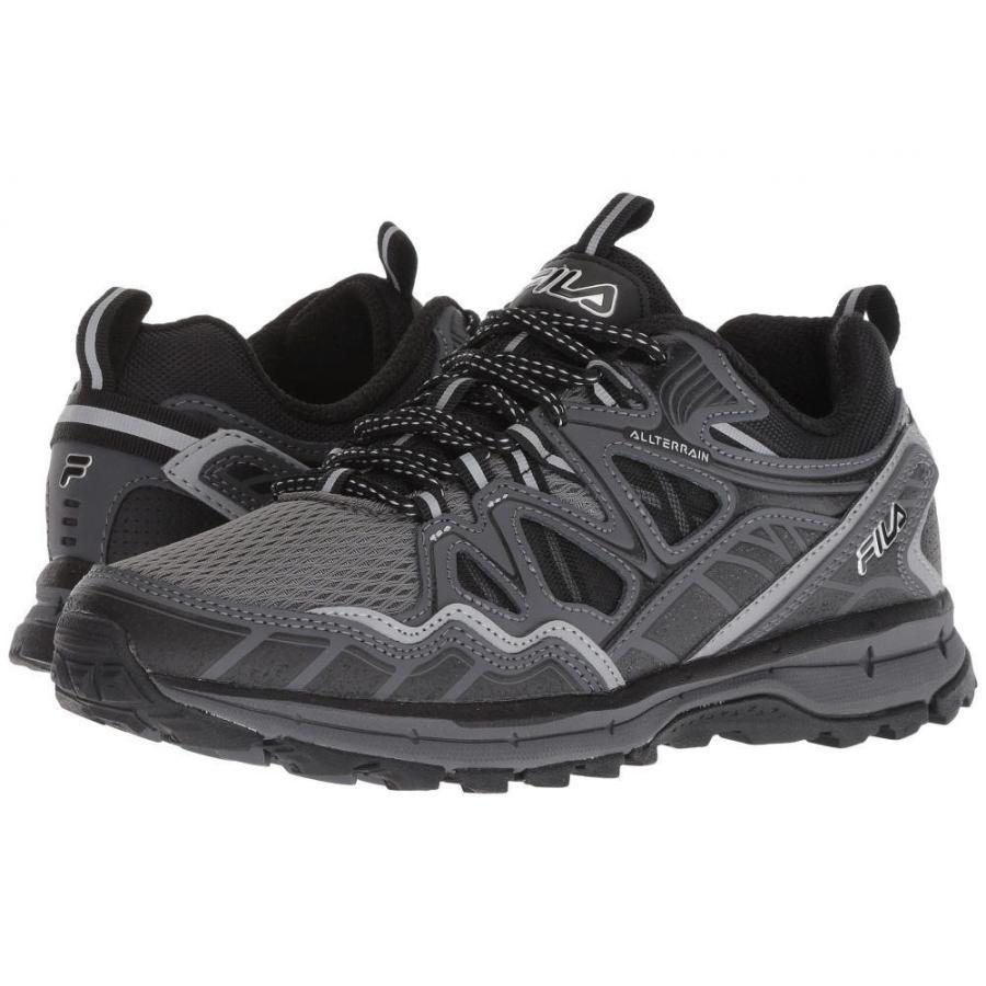 フィラ Fila メンズ シューズ・靴 ハイキング・登山 Memory Tko Tr 5.0 Trail Castlerock/Dark Shadow/Black