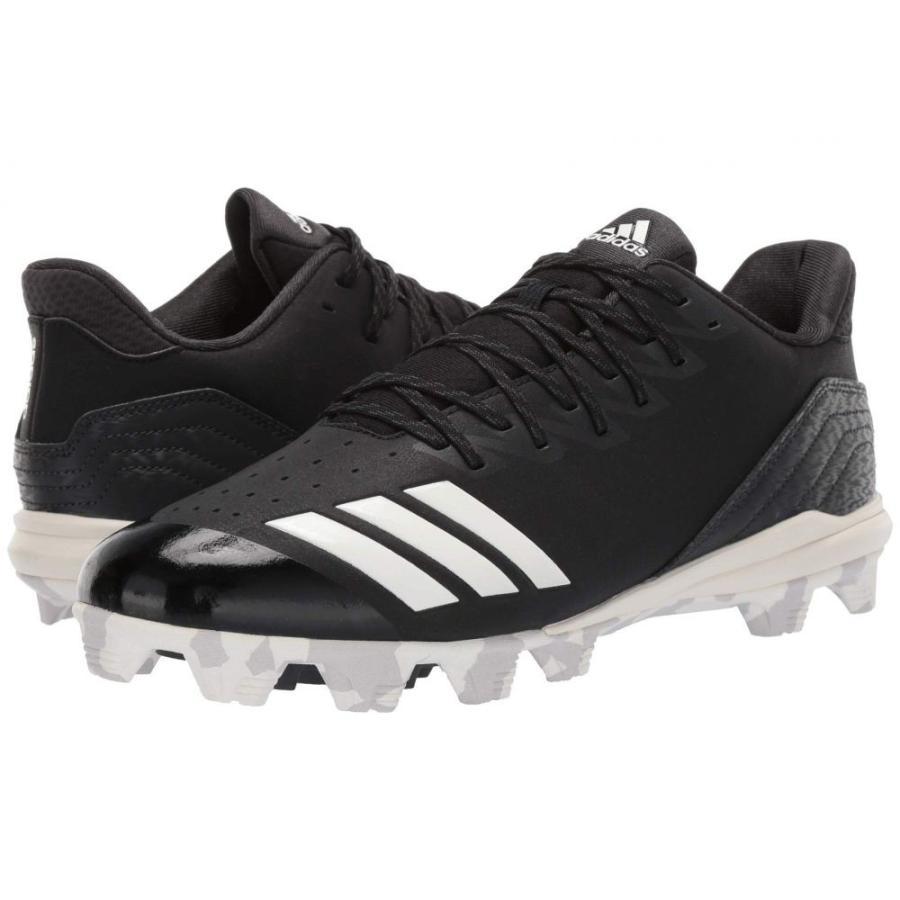 アディダス adidas メンズ 野球 シューズ・靴 Icon 4 MD 黒/Cloud 白い/Carbon