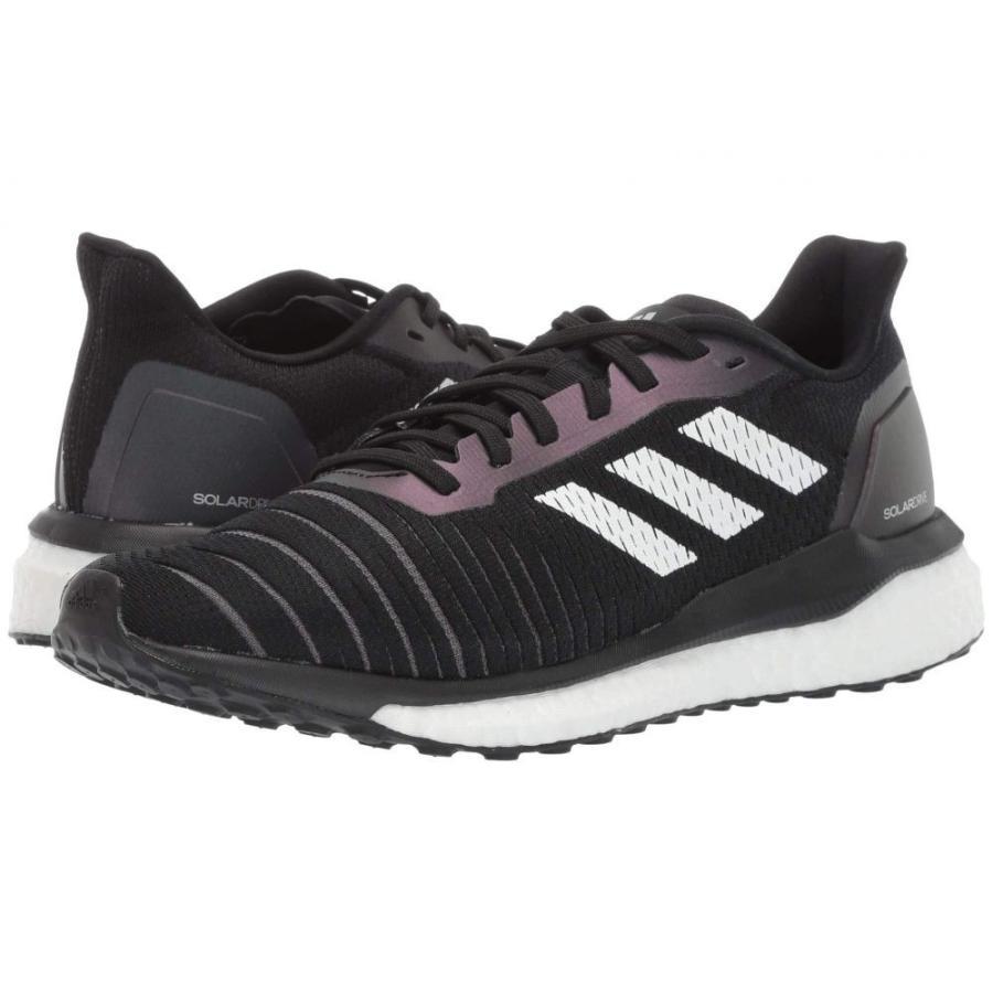 アディダス adidas Running レディース ランニング・ウォーキング シューズ・靴 Solar Drive Core 黒/Footwear 白い/グレー Five