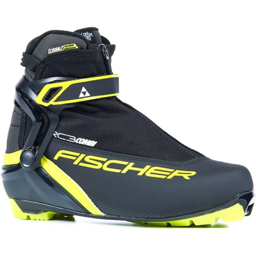 フィッシャー Fischer メンズ シューズ・靴 スキー・スノーボード RC3 Combi XC Ski Boots 2019 黒/黄