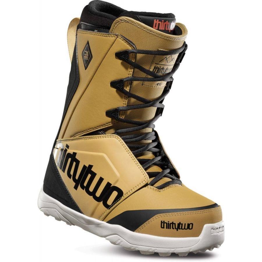 サーティーツー Thirty Two メンズ シューズ・靴 スキー・スノーボード 32 - Lashed Snowboard Boots ゴールド/黒