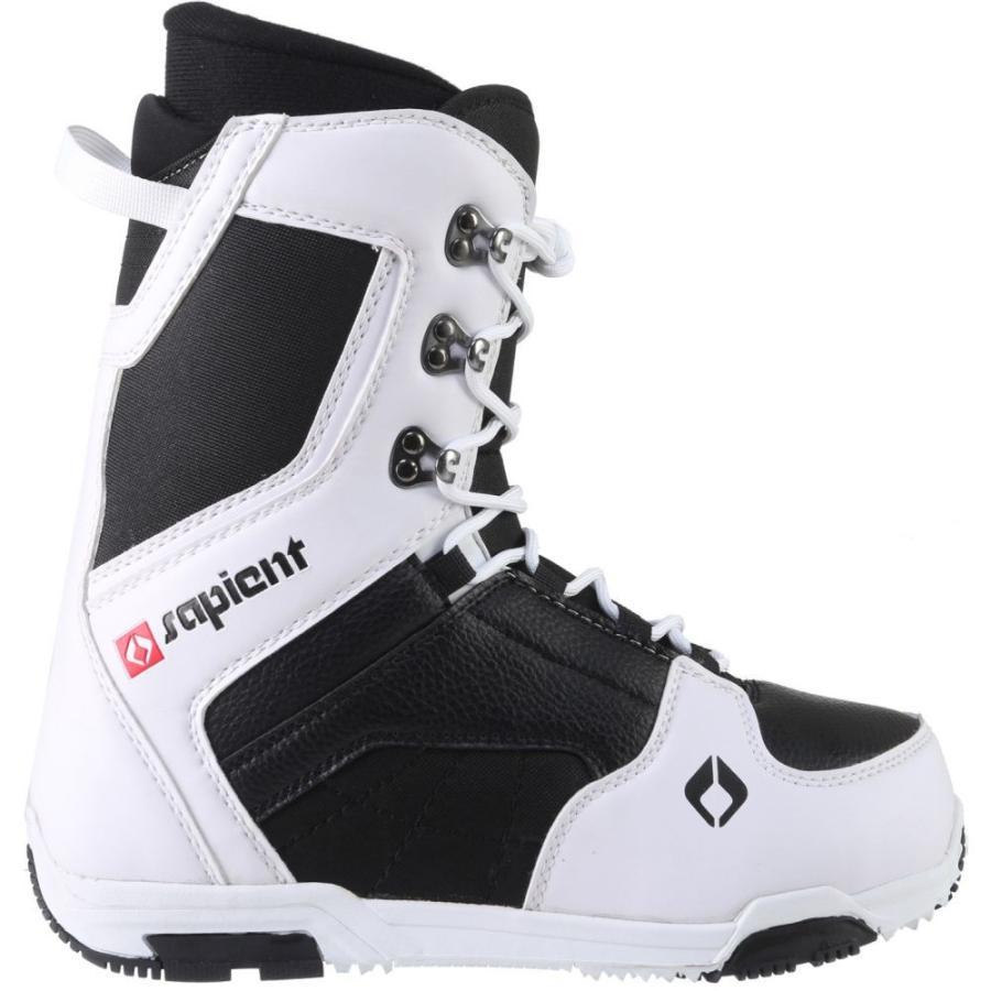 サピエント Sapient メンズ シューズ・靴 スキー・スノーボード Mason Snowboard Boots 2019 白い/黒