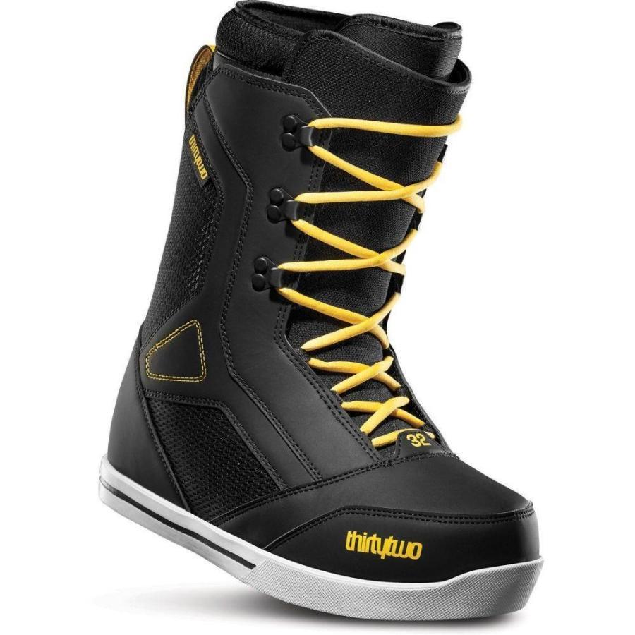 素晴らしい価格 サーティーツー Thirty Two メンズ スキー・スノーボード ブーツ シューズ・靴 32 - 86 Snowboard Boots 2020 Black/Yellow, 田尻町 ff87d961