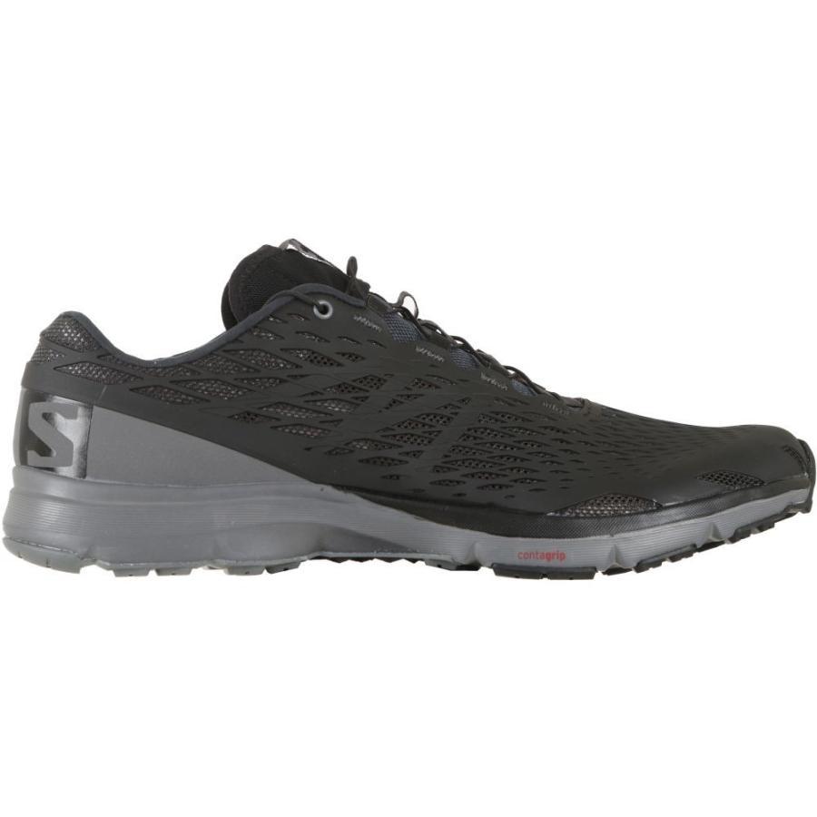 サロモン Salomon メンズ ウォーターシューズ シューズ・靴 XA Amphib Water Shoes Phantom/Black/Quiet Shade