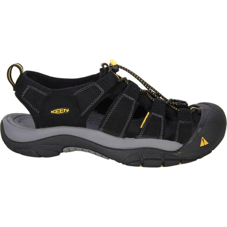 キーン Keen メンズ ウォーターシューズ シューズ・靴 Newport H2 Water Shoes Black