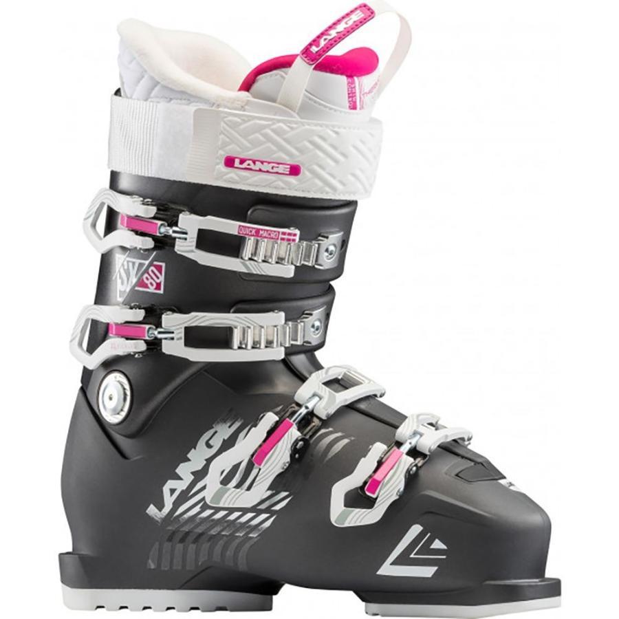 ランジェ Lange レディース シューズ・靴 スキー・スノーボード SX 80 Ski Boots Anthracite/Magenta