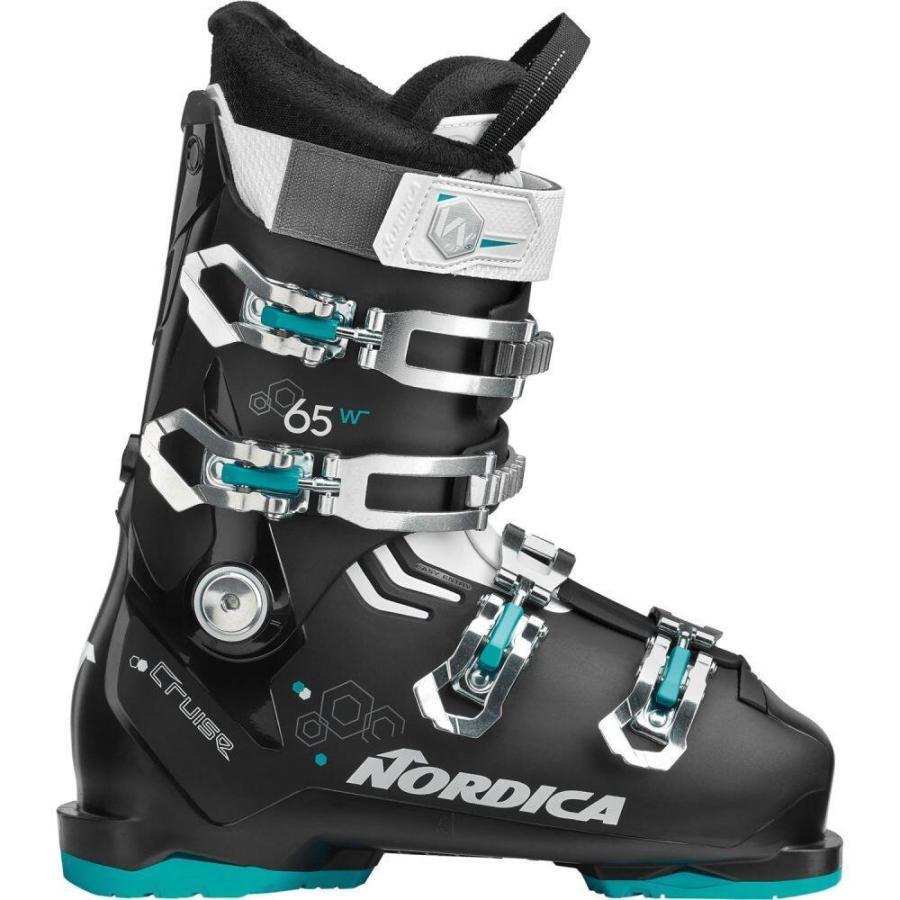ファッションなデザイン ノルディカ Nordica レディース スキー・スノーボード ブーツ シューズ・靴 Cruise 65 Ski Boots 2020 Black/White/Light Blue, 静岡茶舗 0e244428