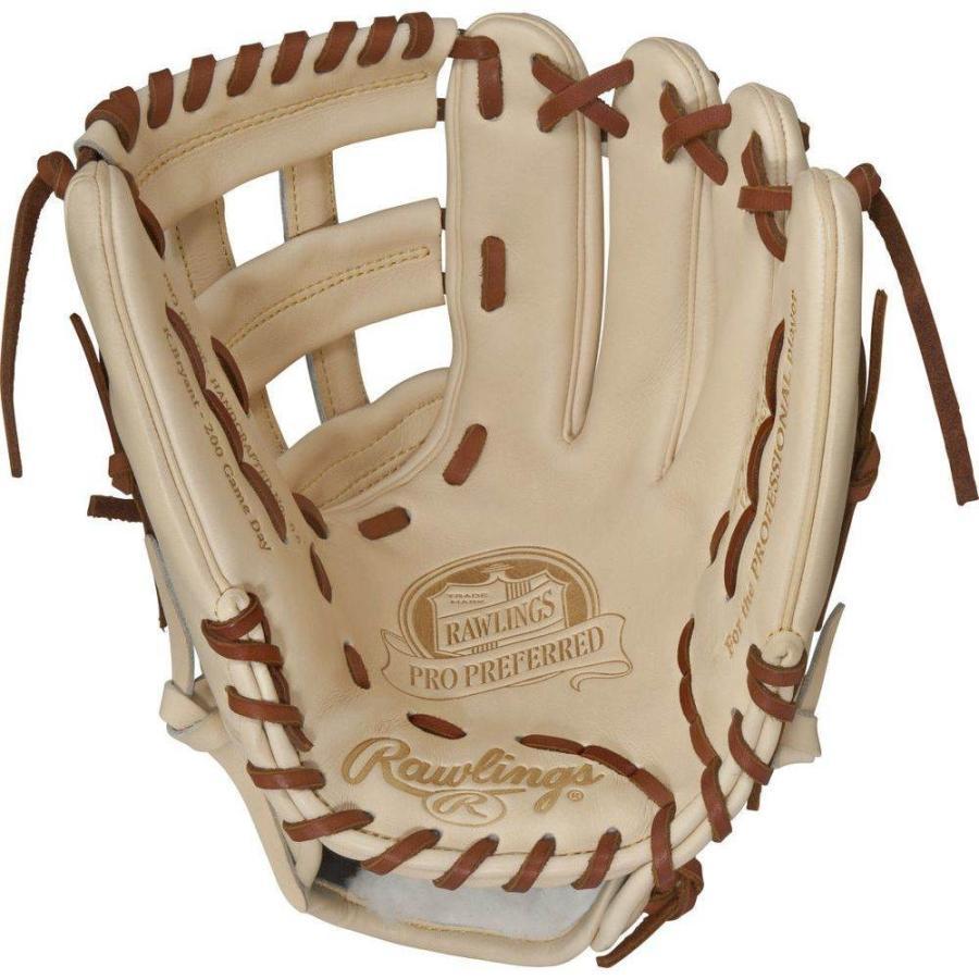 ローリングス Rawlings ユニセックス 野球 グローブ pro preferred series 12.25 inch right hand throw baseball glove Tan