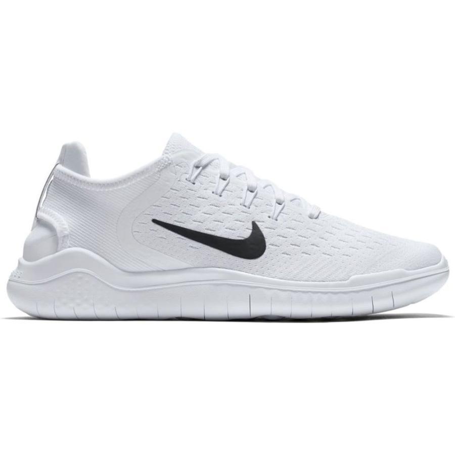 ナイキ Nike レディース シューズ・靴 ランニング・ウォーキング Free RN 2018 Running Shoe 白い/黒
