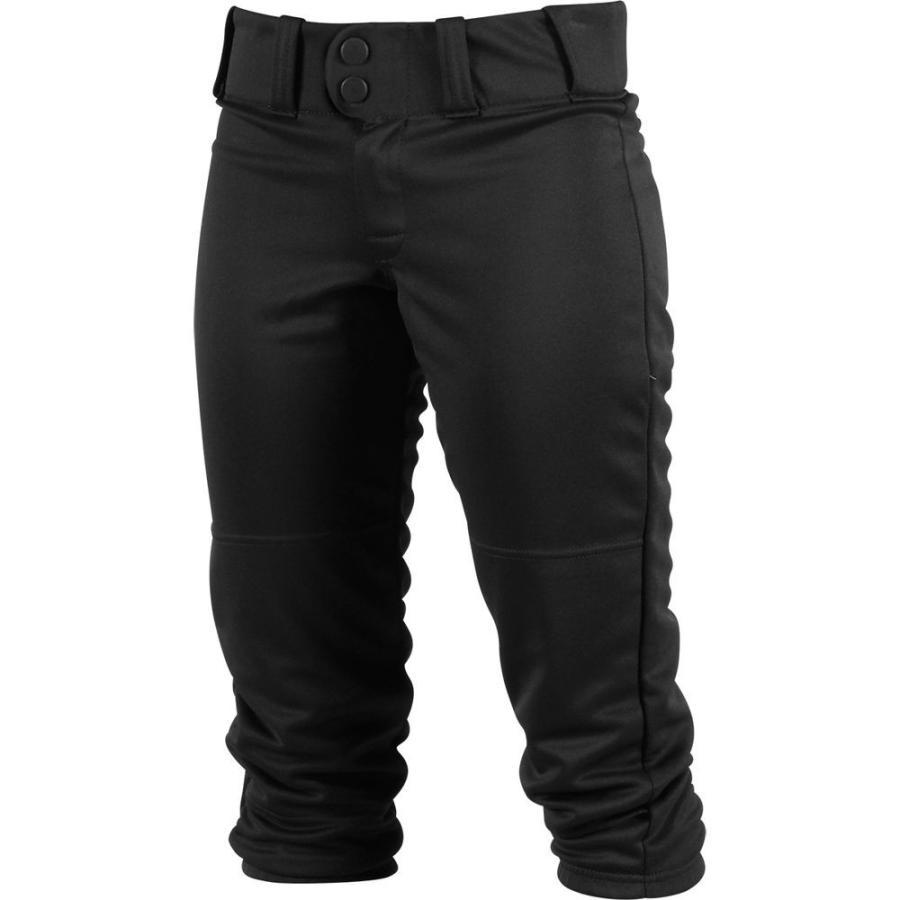 ローリングス Rawlings レディース ボトムス・パンツ 野球 Plush Fast Pitch Softball Pants 黒