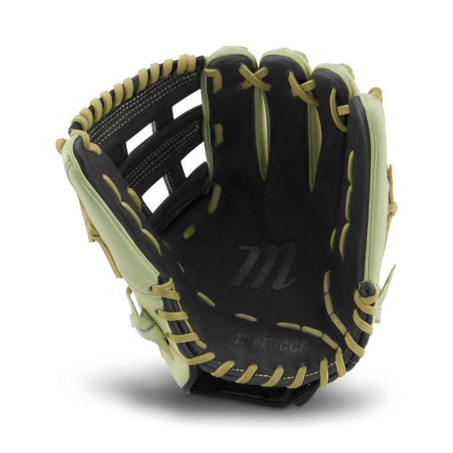 マルッチ Marucci ユニセックス グローブ 野球 11.5 Inch Baseball Glove Black