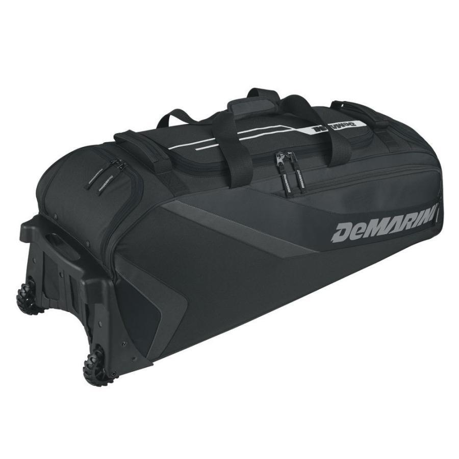 ディマリニ DeMarini ユニセックス 野球 Grind Wheeled Baseball Bag 黒