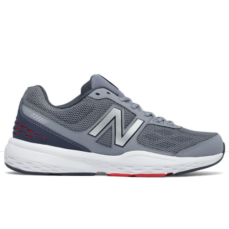 ニューバランス New Balance メンズ シューズ・靴 フィットネス・トレーニング 517 Training Shoes Grey/Red/White