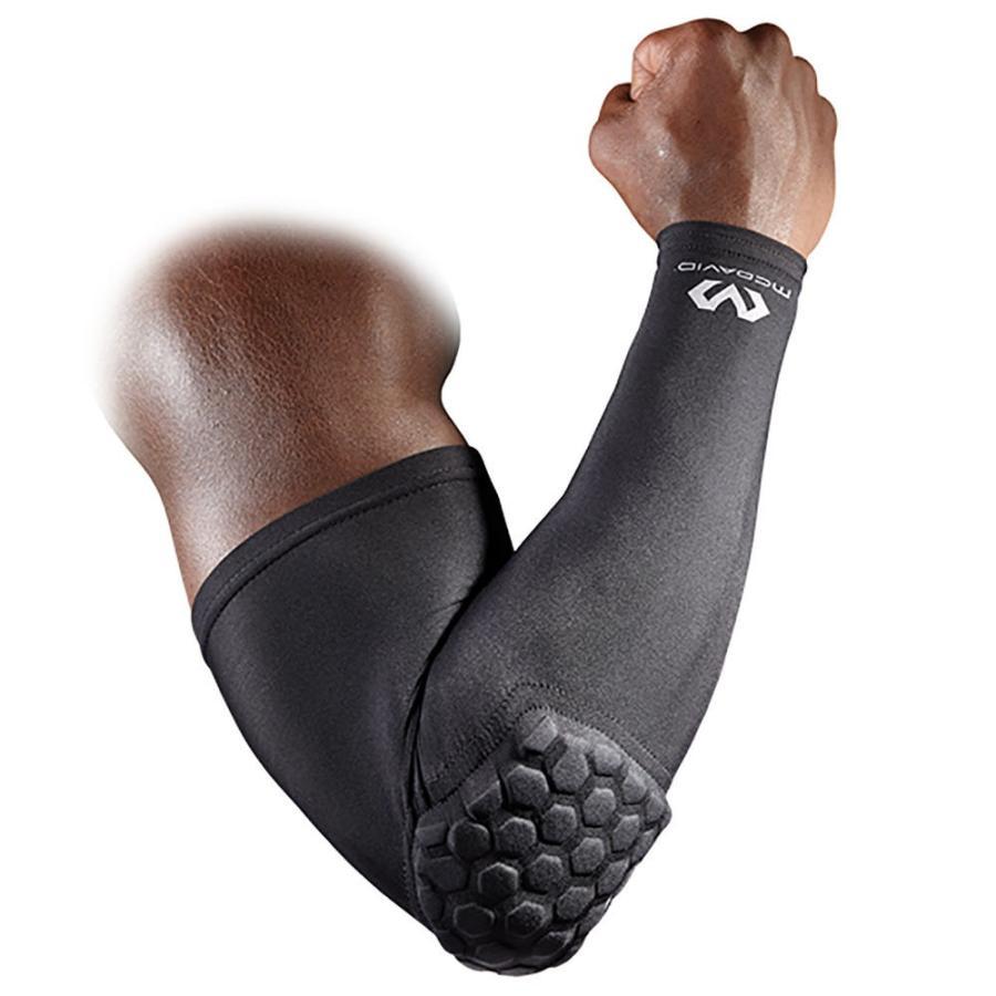 マクダビッド McDavid ユニセックス サポーター フィットネス・トレーニング Hex Shooter Sleeve 黒