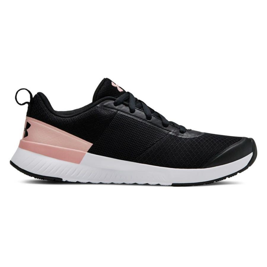 アンダーアーマー Under Armour レディース フィットネス・トレーニング シューズ・靴 aura training shoe 黒/ピンク