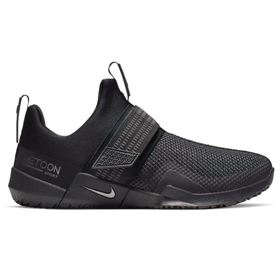 ナイキ Nike メンズ フィットネス・トレーニング シューズ・靴 metcon sport training shoe 黒/黒