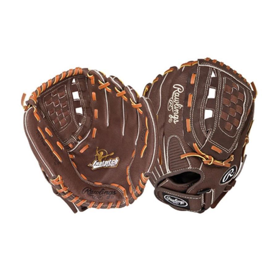 ローリングス Rawlings ユニセックス 野球 グローブ fast pitch series 12 inch right-handed softball glove
