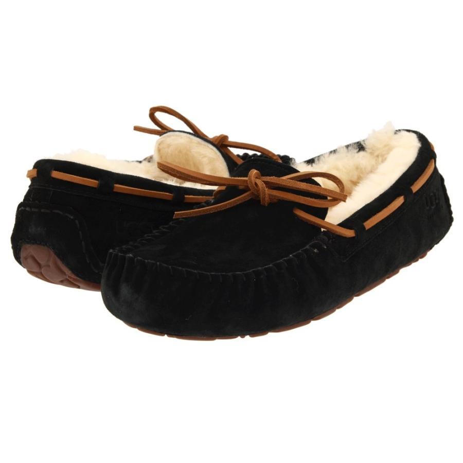 有名な高級ブランド アグ アグ レディース Suede スリッパ シューズ・靴 Dakota Black Black Suede, 棚ラックの専門店 ミクニヤ:e3d7713a --- sonpurmela.online