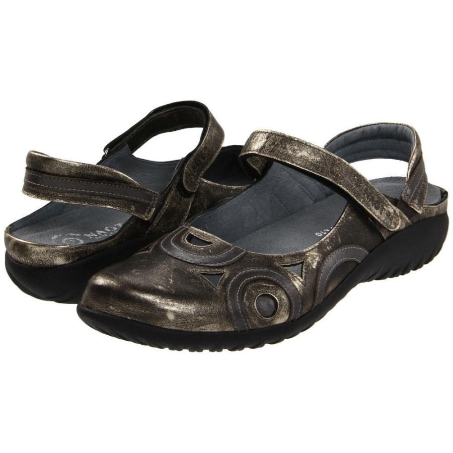 新品登場 ナオトフットウェアー レディース サンダル・ミュール シューズ Metal・靴 Rongo Metal Rongo Leather シューズ・靴/Mirror Leather, 岩船郡:ff5b6d35 --- sonpurmela.online