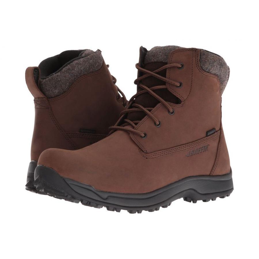 バフィン Baffin メンズ スキー・スノーボード シューズ・靴 Truro 褐色