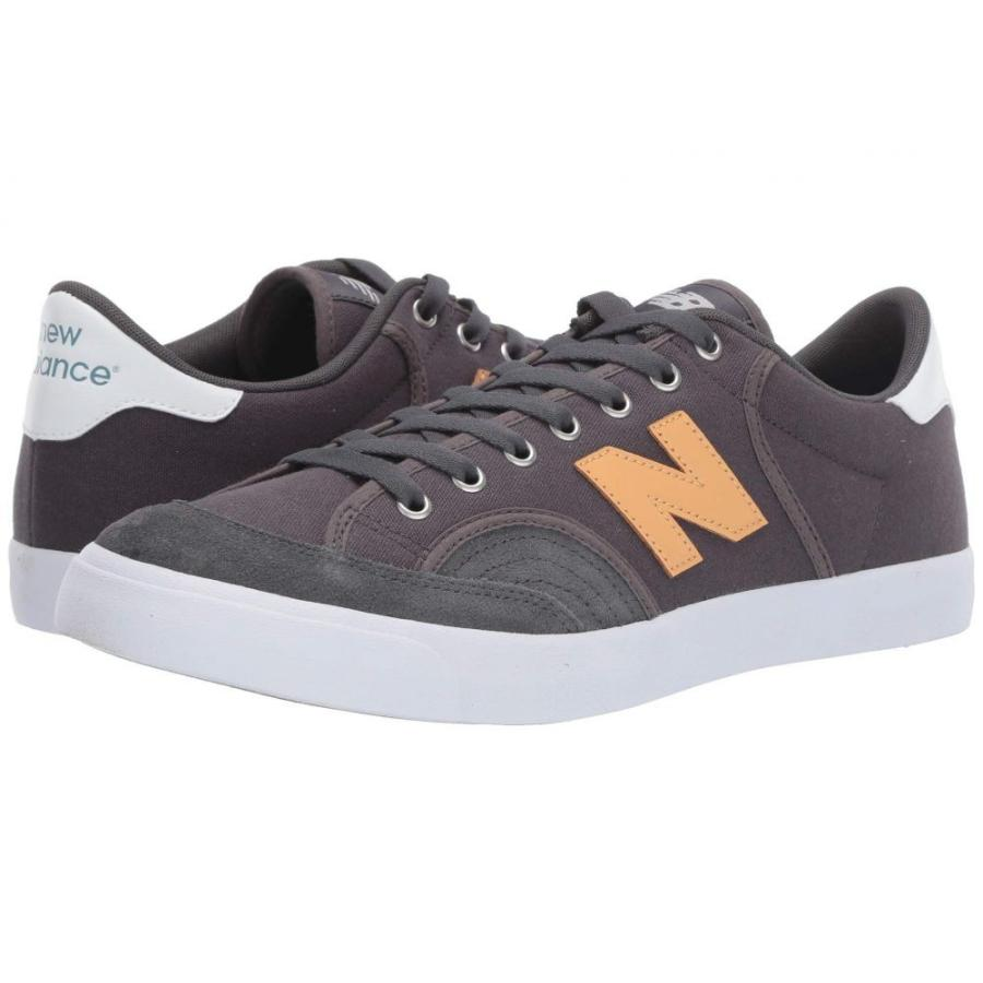 ニューバランス New Balance Numeric メンズ シューズ・靴 テニス NM212 グレー/黄