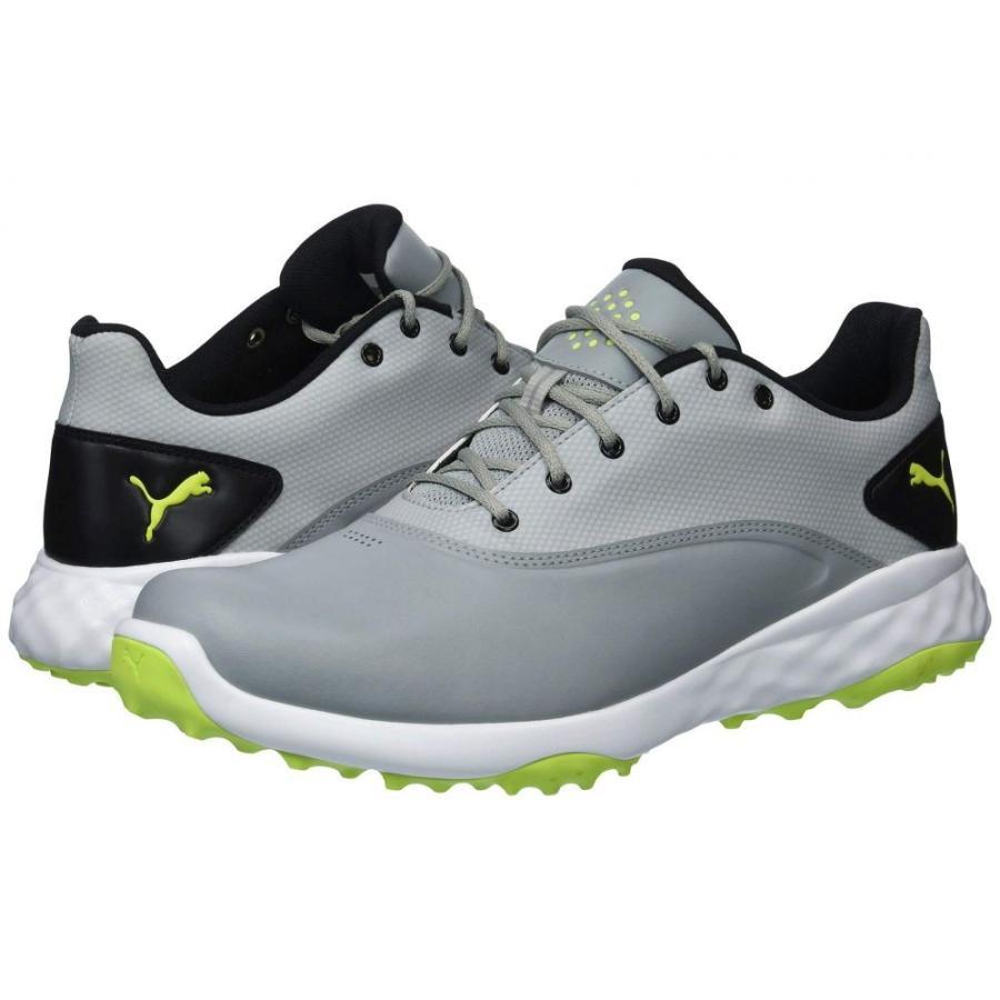 プーマ PUMA Golf メンズ シューズ・靴 ゴルフ Grip Fusion Quarry/Acid Lime/Puma 黒