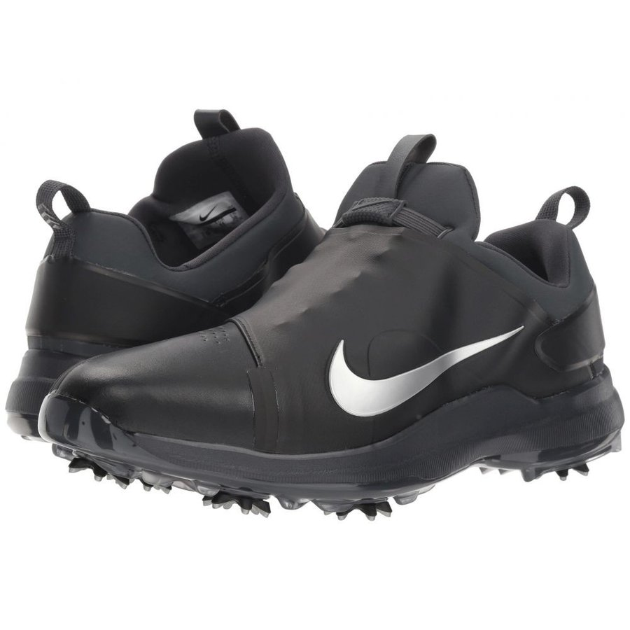 ナイキ Nike Golf メンズ シューズ・靴 ゴルフ Tour Premier Black/Metallic Silver/Anthracite