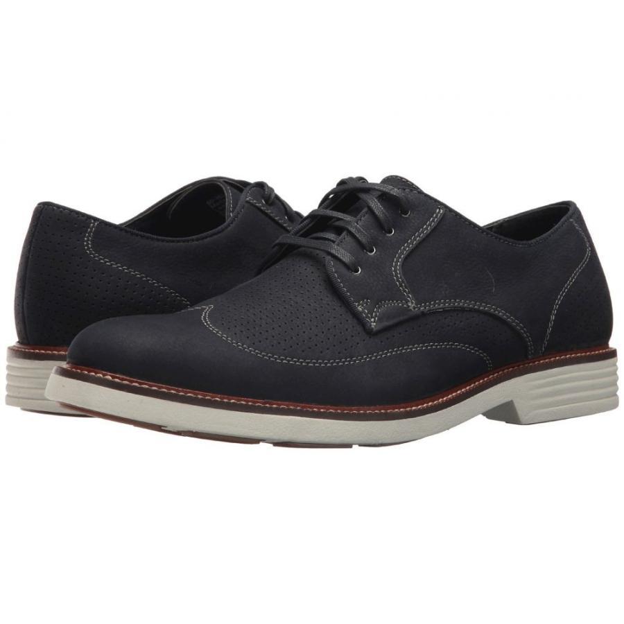 【予約販売】本 ドッカーズ Navy メンズ 革靴 シューズ・靴・ビジネスシューズ シューズ・靴 Monticello Navy Tumbled Nubuck Nubuck, 龍神村:89074e10 --- sonpurmela.online