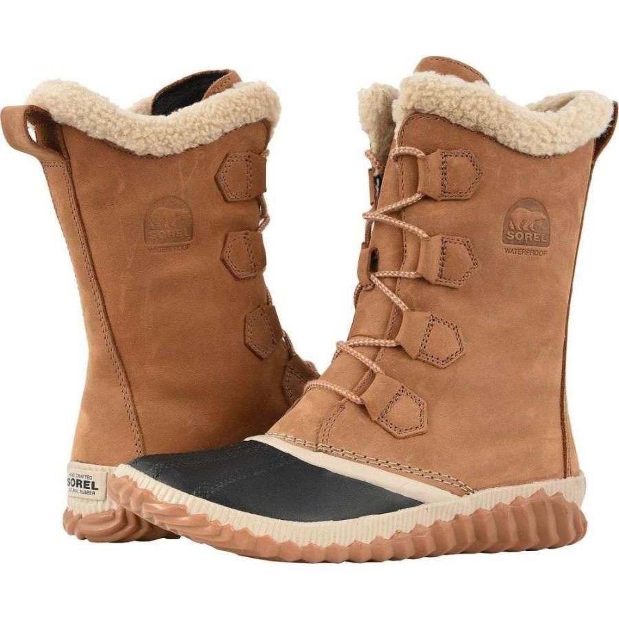 ソレル SOREL レディース スキー・スノーボード シューズ・靴 Out 'N About(TM) Plus Tall Elk